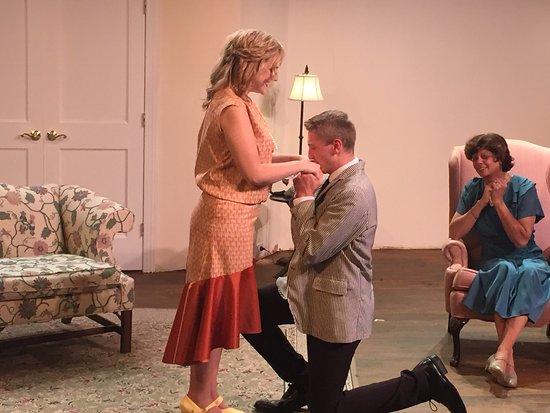 The Newtowne Players: Gentlemen Prefer Blondes September 30 - October 16