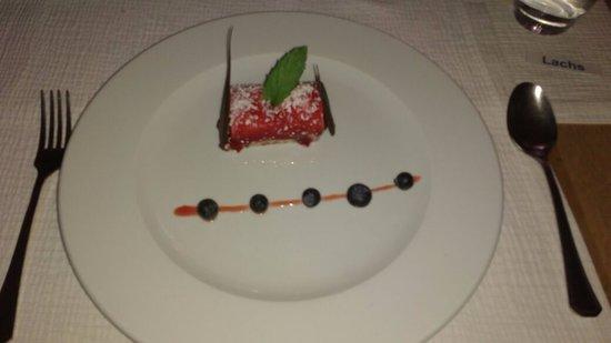 ลาเปอติตพิแอร์, ฝรั่งเศส: Sobremesa do Hotel
