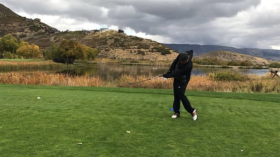 Midway, UT: Lakes Course