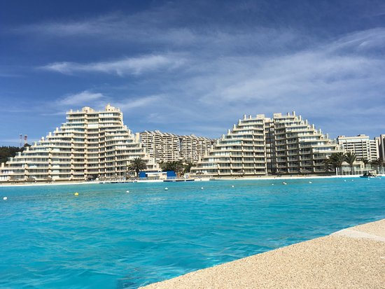 San Alfonso del Mar Photo