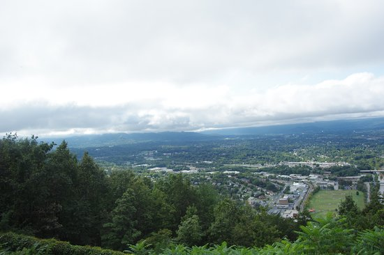 Overlook of Roanoke