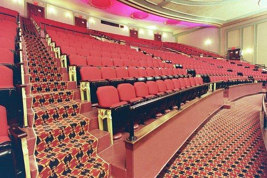 Rbtl S Auditorium Theatre Upper Balcony Seating