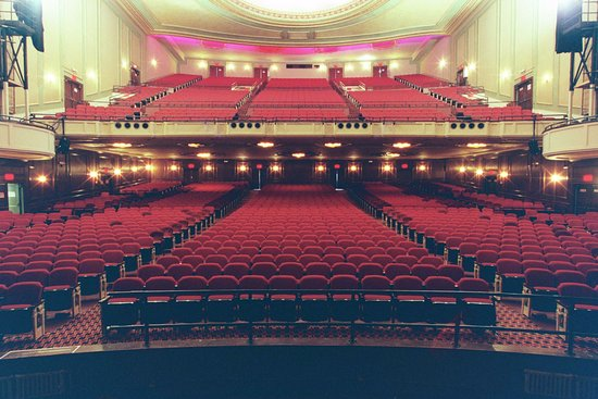 Rochester, Nowy Jork: View from stage