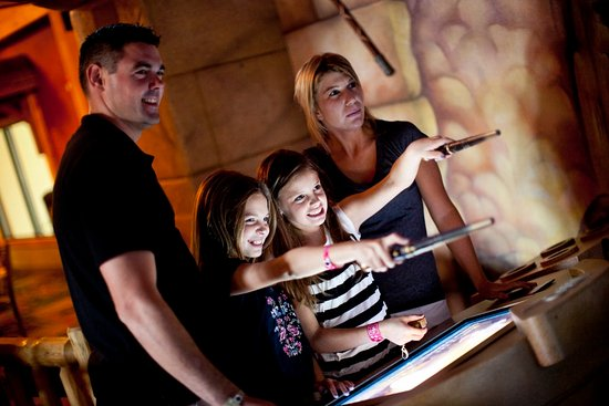 Warren County, OH: MagiQuest at Great Wolf Lodge - Mason, OH