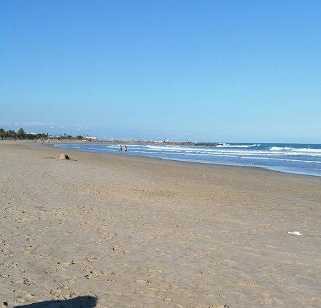 Sagunto, Spain: Playa de Corinto-Malvarrosa