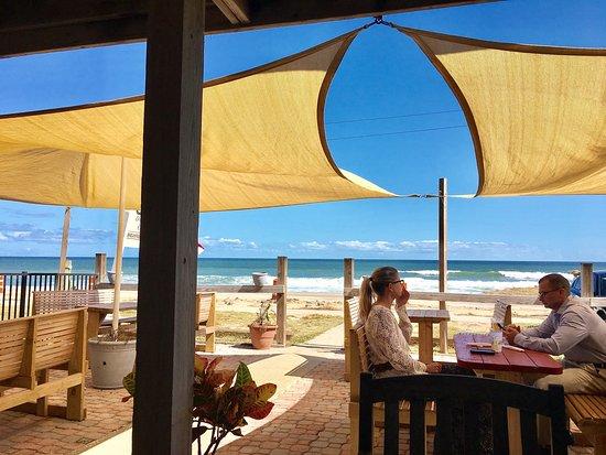 Cafe By The Sea Flagler Beach