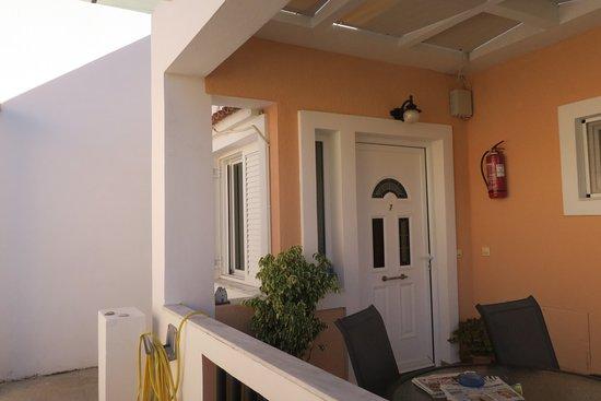 Almyrida, Grécia: Entrance
