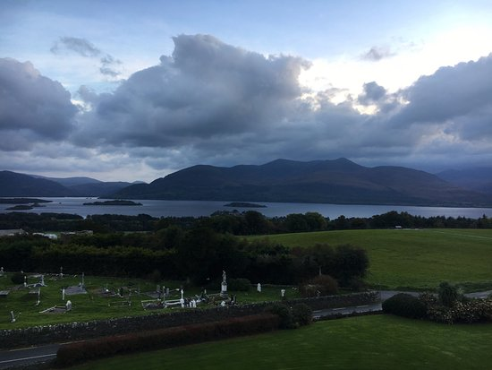 Aghadoe Heights Hotel & Spa: Penthouse suite view