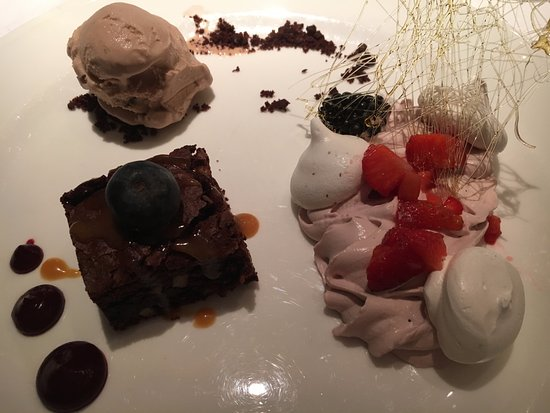 Aghadoe Heights Hotel & Spa: delicious beautiful meals