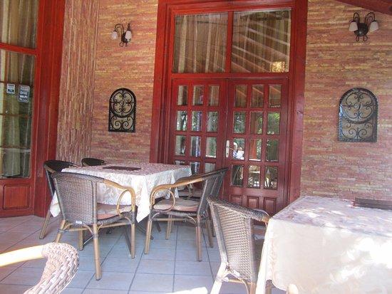 Veliko Gradiste, Serbia: Restoran