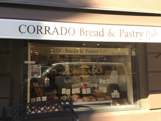 Photo of American Restaurant Corrado Bread & Pastry Cafe at 960 Lexington Ave, New York, NY 10021, United States
