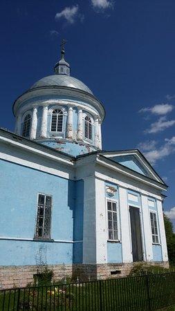 Leningrad Oblast, Rusia: Знаменская церковь