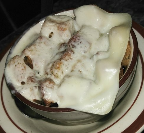 Ishpeming, Мичиган: French Onion Soup