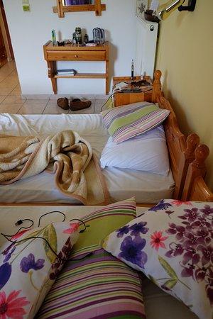 Elsa Hotel: Bedroom