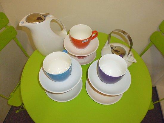 Mount Gambier, Australia: Teaware