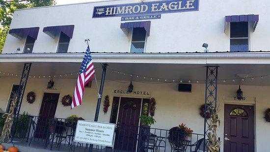 Himrod, نيويورك: himrod eagle