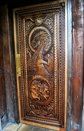 Ballycastle, UK: Door #6