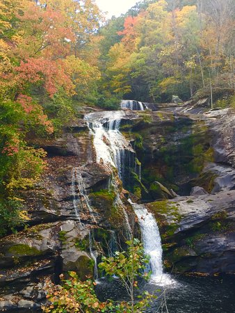 Tellico Plains, TN : Bald Falls