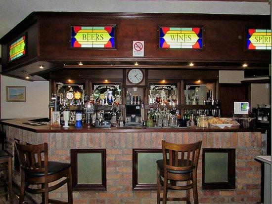 Ballycastle, UK: bar