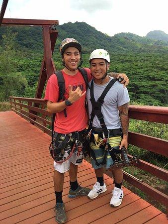 Koloa, Χαβάη: Peanut & Eugene