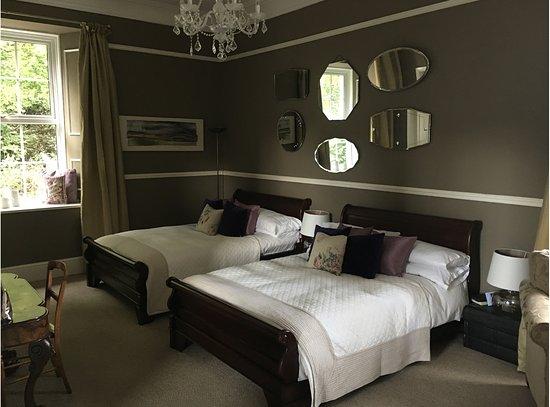 Rowen, UK: Bedroom