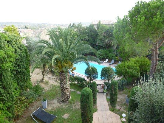 Homps, Francia: Paradise!
