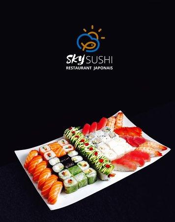 Sky Sushi Lorient