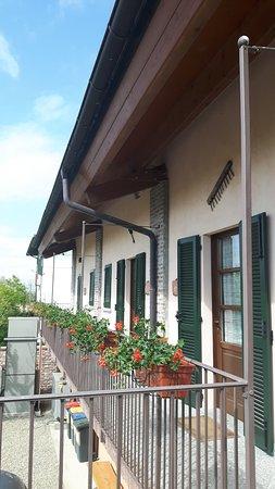 Province of Pavia, Italia: entrata dei appartamenti