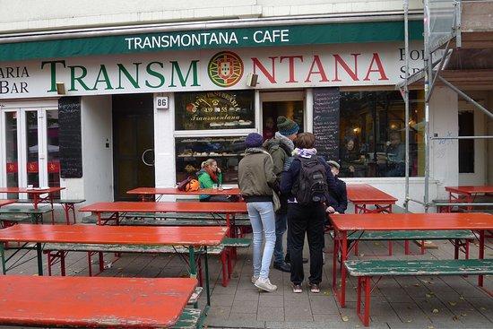 Photo of Restaurant Pastelaria Transmontana at Schulterblatt 86, Hamburg 20357, Germany