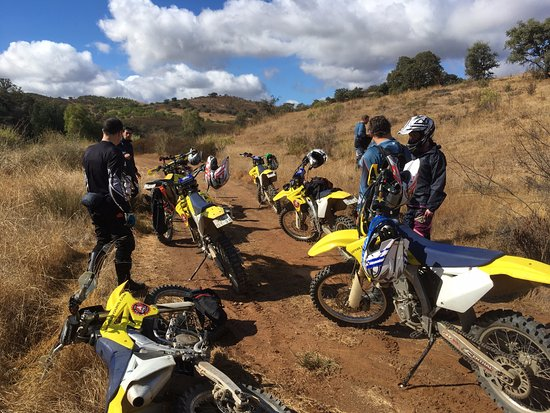 UpHill Dirt Bike Tours