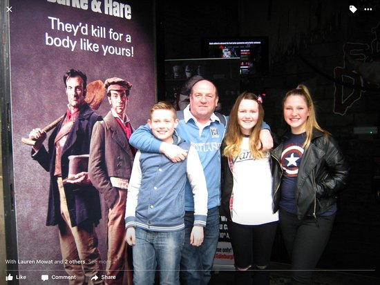 The Edinburgh Dungeon: A day at the dungeons ..