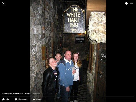 The Edinburgh Dungeon: Old Edinburgh..