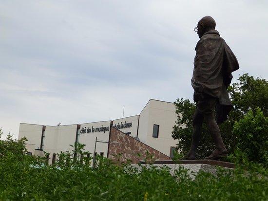 Memorial Gandhi