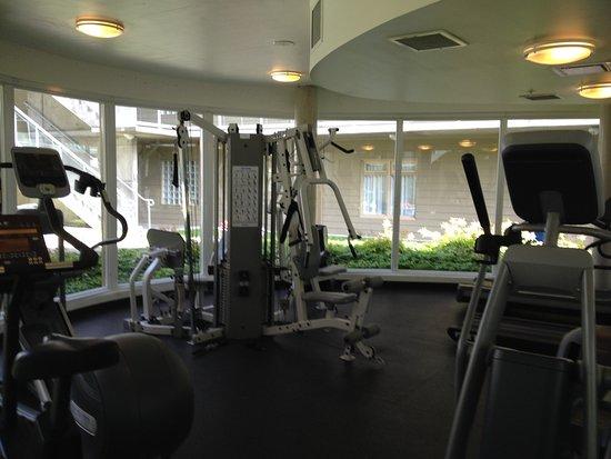 WorldMark Victoria: Exercise room