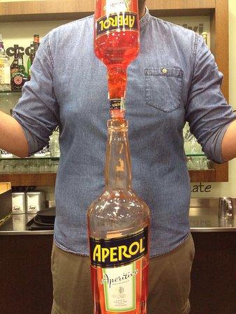 Porto d'Ascoli: Νοτιοαφρικάνικη εστιατόρια