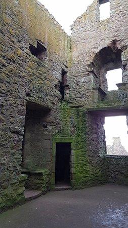 Stonehaven, UK: Upper floors no longer in place