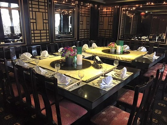 Castleknock, Ιρλανδία: Wongs Chinese Restaurant Dublin