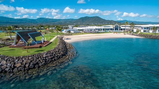 Taumeasina Island Resort Website