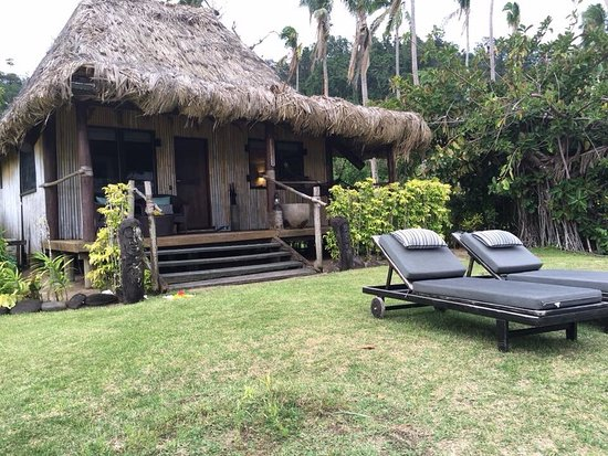Qamea Island, Fiji: Beautiful Qamea resort in September 2016