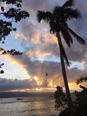 Qamea Resort And Spa Fiji: Beautiful Qamea resort in September 2016
