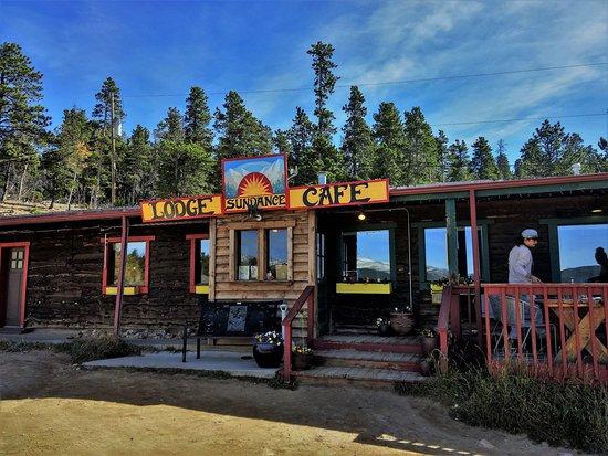 Nederland, CO: Sundance Cafe