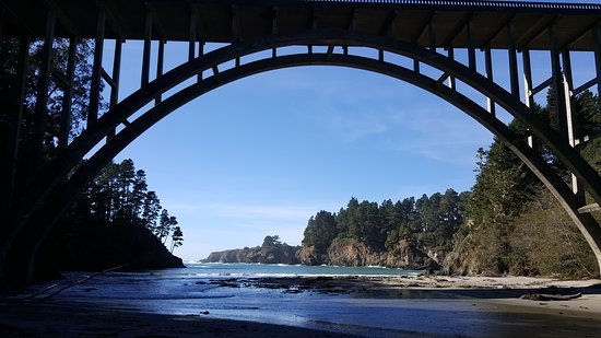 Russian Gulch State Park: Best picnic spots ever