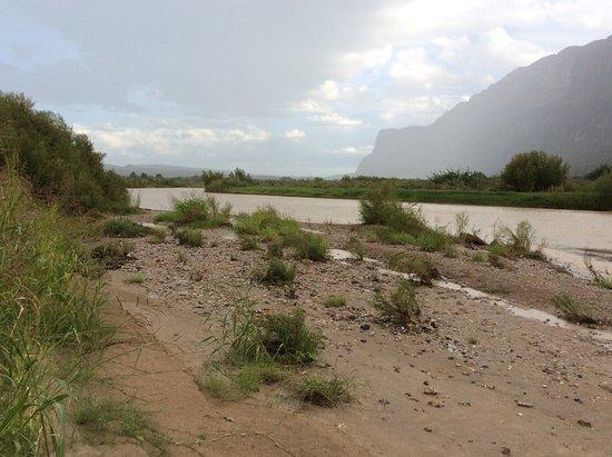 อัลไพน์, เท็กซัส: Rio Grande at Santa Elena