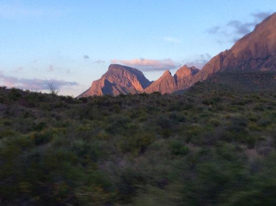 Alpine, TX: Mountain views