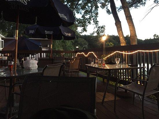 Northborough, Μασαχουσέτη: Guiseppe's Grille