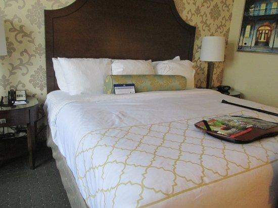 Best Western Plus St. Charles Inn: King room