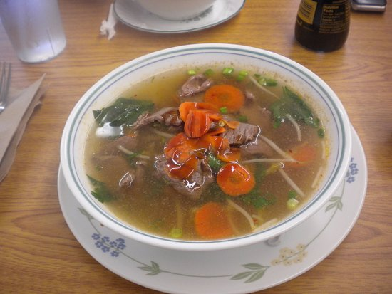 Oxford, MS: Beef Pho