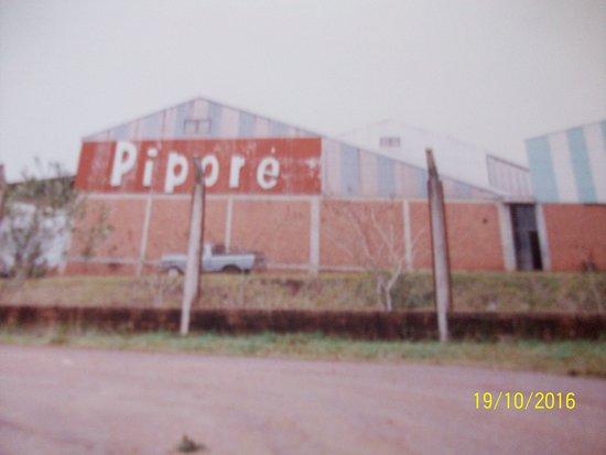 San Antonio, الأرجنتين: LLegada a la Fábrica de Yerba Mate Piporé, en Santo Pipó, Misiones.