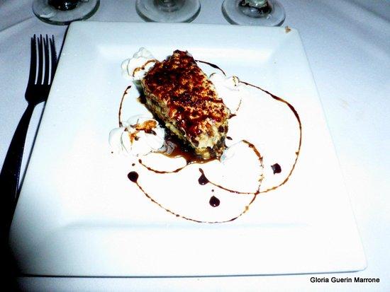 The Dove III: Tiramisu - dessert