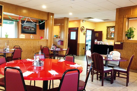 Grand Rivers, KY : Brighter & fresher than it was as former rstaurant